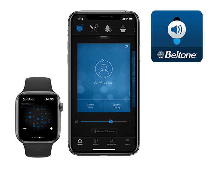 Beltone HearPlus App